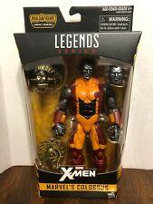 "Colossus Marvel Legends 6"" Action Figure Warlock X-Men Series"