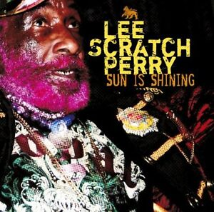 """Lee """"Scratch"""" Perry - Sun Is Shining [New CD]"""