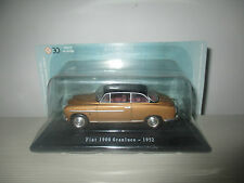 FIAT 1900 GRANLUCE 1952 HACHETTE SCALA 1:43