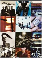 U2, Achtung Baby (BoxSet_2 CD_4 CD_4 DVD_Remaster_Ltd_20th Anniversary Edition)