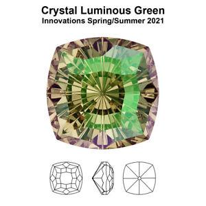 Genuine SWAROVSKI 4460 Mystic Square Fancy Stones Crystals * Many Colors