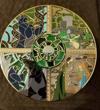 Disney Pin Brave Merida Stained Glass Fantasy Pin Le 60