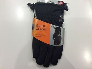 Extremities guide gloves windstopper leather palm climbing mountain M NEW