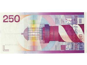 Netherlands - 250 Gulden Banknote - 'Vuurtoren' - 1985 - AU