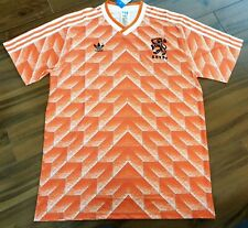 Netherlands Euro 88 Retro Football Shirt MEDIUM Classic Holland 1988
