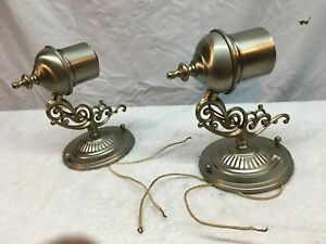 Pair of Wall Sconce hall way wall lights Working