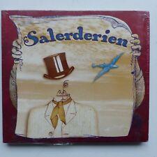 SALERDERIEN Salerderien  sdr001 autoprod  CD ALBUM