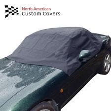 Rp113 Soft Top Roof Protector Half Cover For Mazda Miata Mk1 1990 1991 1992 1993 Fits Mazda Miata