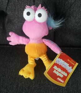 The Wotwots Plush Toy New