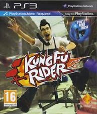 KUNG FU RIDER PER PLAYSTATION 3 PS3 USATO