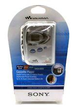 Sony Walkman Stereo Cassette Tape Player Headphones Wm-Fx290W Brand New (Sealed)