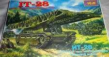 IT-28 RUSSIAN BRIDGELAYER TANK - model kit