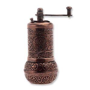 """Turkish Handmade Grinder, Pepper Grinder, Spice Grinder, Pepper Mill 4.2"""""""