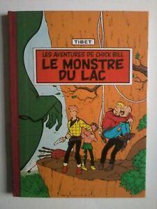 Chick Bill (Les aventures de) - tome  3 Le monstre du Lac [Tirage spécial]