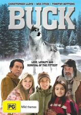 Buck (Brand New Region 4 DVD, 2010) Call Of The Wild