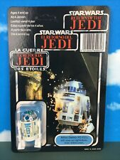 "Très beau Custom 2/"" Pop-Sabre-Laser 1984 Power of the Force R2D2 vintage star wars"