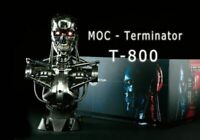 Lego MegaBlock Technic 100%Compatibil☆MOC BUSTO TERMINATOR T-800 ☆►NEW◄ 3082 Pcs
