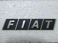 Fregio sigla scritta stemma logo targhetta FIAT PANDA 141 750 900 1000 1100 4x4
