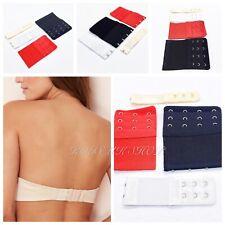 1,2,3,4 Hook Bra Extender Extension Bra Strap Strapless Maternity Underwear