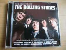 MOJO Presents The Roots of the Rolling Stones (CD, Blues Compilation, 2012)