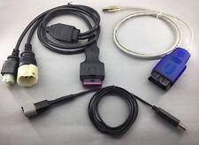 Suzuki 4 and 8 pin Evinrude E-TEC (Johnson) Outboard Diagnostic set