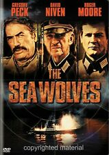 The Sea Wolves (1980) Gregory Peck Roger Moore David Niven | New | Sealed | DVD