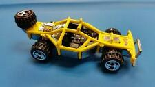 Rare Roll Cage Off Road Racer - Yellow - 2000 First Edition 1:64 Hot Wheels