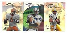 1999 Playoff Prestige SDD Football Complete Set 1-200 with ALL Short Prints