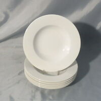 "Wonderful World "" white "" v. Villeroy & Boch, 6 Suppenteller Ø 23,5 cm"