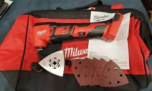 Milwaukee 2626-20 Multi Tool Cordless M18 with bag brand new with FREE SHIPPING