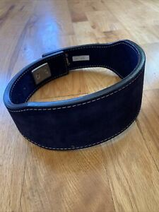 Inzer 10MMTapered Lever Belt, Size S