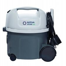 NILFISK VP300 Eco Commercial Canister Dry Vacuum Cleaner with 5 Synthetic Bags