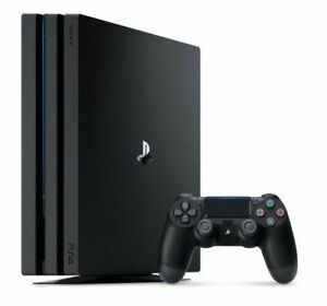 Sony PlayStation 4 PS4 Pro 1TB 4K Console - Black