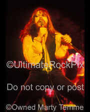 BOB SEGER PHOTO 1970s Concert Photo by Marty Temme Classic Rock