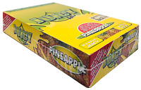 Juicy Jay's Pineapple Flavored Rolling Papers 1.25 Box of 24