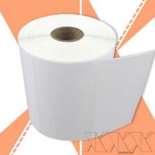 21 Rolls 4x2 Direct Thermal Labels Zebra Compatible Perforated 750rl