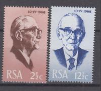 PP276 -  RSA SOUTH AFRICA 1975 PRESIDENT DR. DIEDERICHS MNH