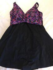 Señoras traje de baño en color Negro Talla UK 20/48 euros