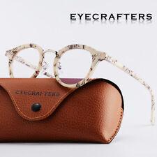Womens Fashion Designer Clear Lens Eyeglass Frames Optical Retro Round Eyewear