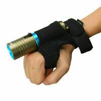 Arm Taschenlampe Holster Halter Freisprechen Tauchen Heiß C3Q2
