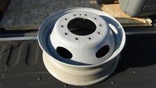 Ford F450 / F550 10 Bolt Rim - 10 Lug Grey Steel - Brand New and Excellent !!