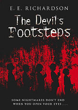 EE Richardson - The Devils Footsteps - Signed - UK First First Ed HBK