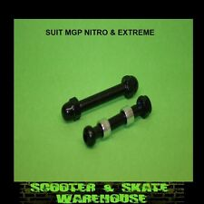 MADD GEAR SCOOTER AXLES SUIT NINJA & NITRO  & EXTREME SCOOTERS