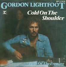 "GORDON LIGHTFOOT - COLD ON THE BANDOULIÈRE 7"" PROMO S6186"