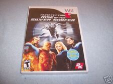 RISE OF THE SILVER SURFER - Wii GAME, UNOPENED