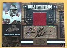 "CARNELL""CADILLAC""WILLIAMS 2007 TOTT GW JERSEY AUTO /5~"