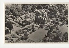 Holker Hall Cark In Cartmel Aerial RP Postcard  164a