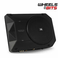 """JBL Bass Pro SL 8"""" Inch Under Seat Powered Subwoofer 125RMS builtin Amp"""