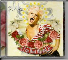 CD ALBUM 13 TITRES--PINK--I'M NOT DEAD--2006