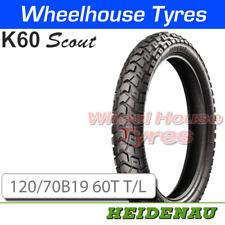 Heidenau K60 Scout 120/70B19 60T T/L M&S